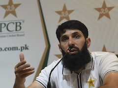 """""""As Head Coach, I Would Prefer To Be In Lockdown"""": Misbah-Ul-Haq"""