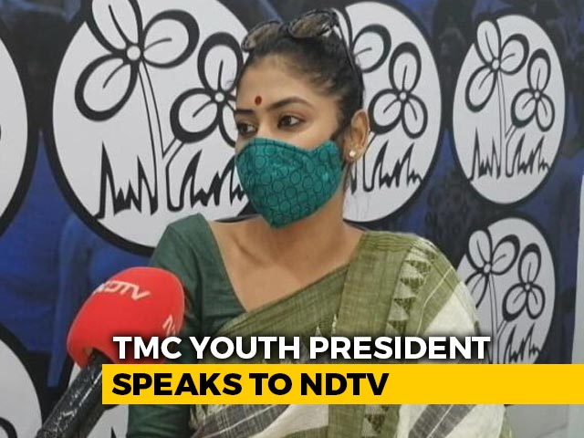 Video : Communalism Has No Space In Bengal: Trinamool Youth Wing President
