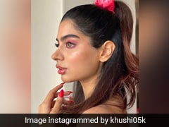 Even We Mistook Khushi Kapoor To Be Ariana Grande With Her Ultra Glam Look