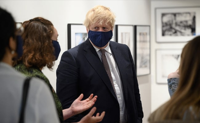 '6 Out Of 10': Britain's Boris Johnson Pegs Chances Of Fulfilling UN Climate Goals