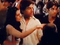 ICYMI: Mandira Bedi And Samir Soni In A Major Throwback Video