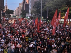 Pot-Banging Protests Erupt In Brazil As 2,507 Die Of Covid In A Day