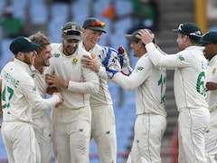 """WI vs SA: """"Tough Day"""" For Reeling West Indies As South Africa Eye Test Sweep"""