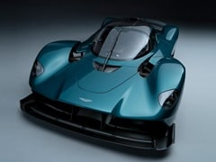 Aston Martin Sues Swiss Dealer Over Valkyrie Payments