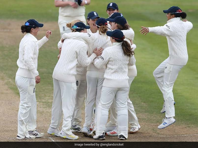 """Heather Knight Lauds India-England Test As """"Great Advert"""" For Womens Game"""