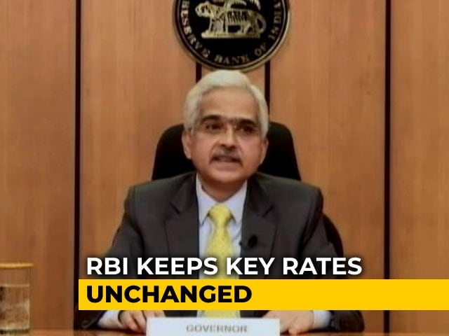 Video : RBI Cuts Growth Forecast To 9.5%