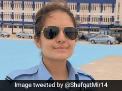 Mawya Sudan Becomes First Woman Fighter Pilot In IAF From J&K's Rajouri
