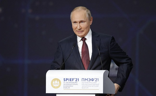 Russia Ready To Vaccinate Foreigners, Says Vladimir Putin