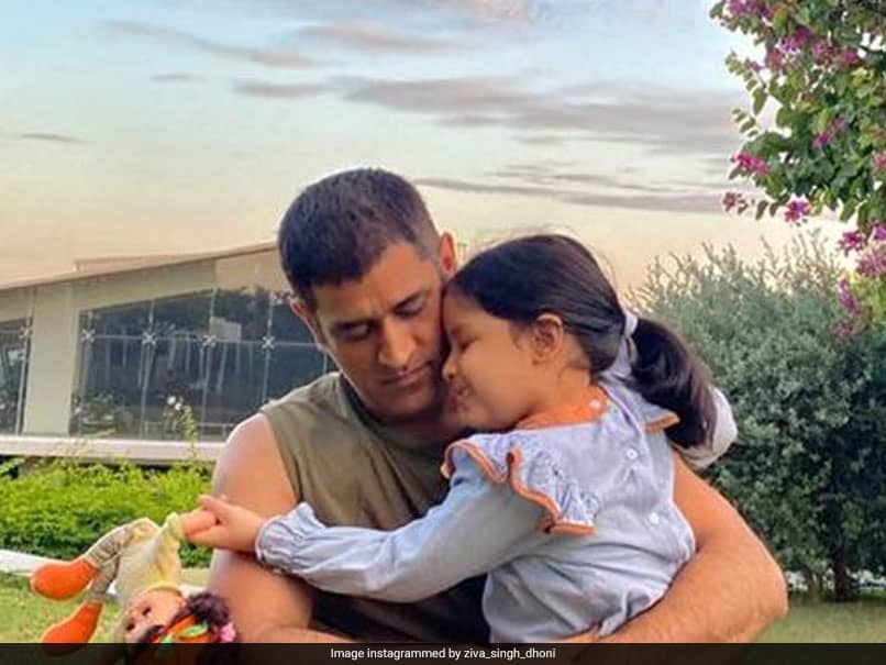 """Ziva Dhonis Post With Horse Is """"New Love Story"""" For Fans. See Pic"""