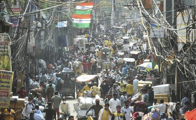 Delhi Traders' Bodies Say Crowd Control At Markets Responsibility Of Officials