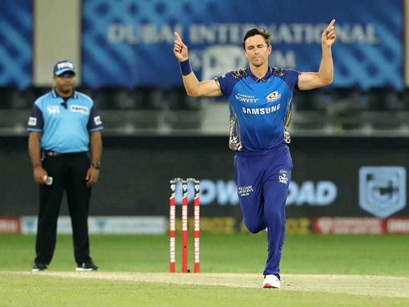 """Mumbai Indians complete Pacer Trent Boult's """"forward-looking"""" IPL 2021 campaign  Cricket News"""