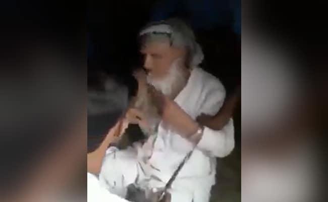 Elderly Muslim Man Beaten Up, Beard Cut Off In Ghaziabad Near Delhi