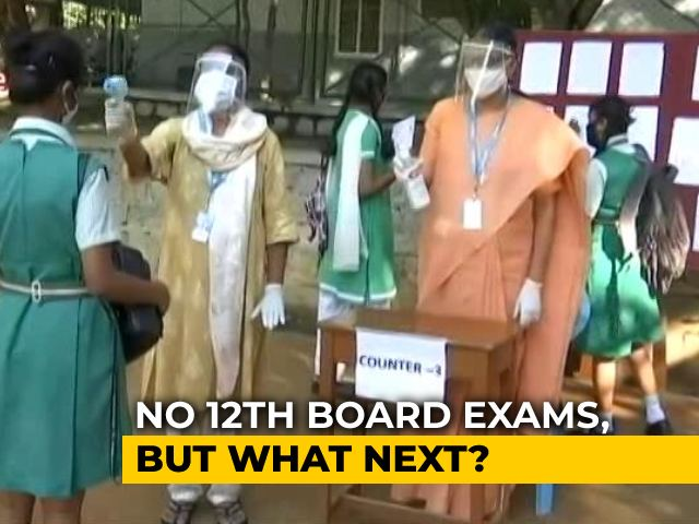 Video : Uncertainty Among Students After Class 12 Exams Cancelled