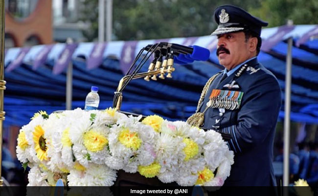 Drone Strike At Jammu Air Base 'Terrorist Act', Says Air Force Chief