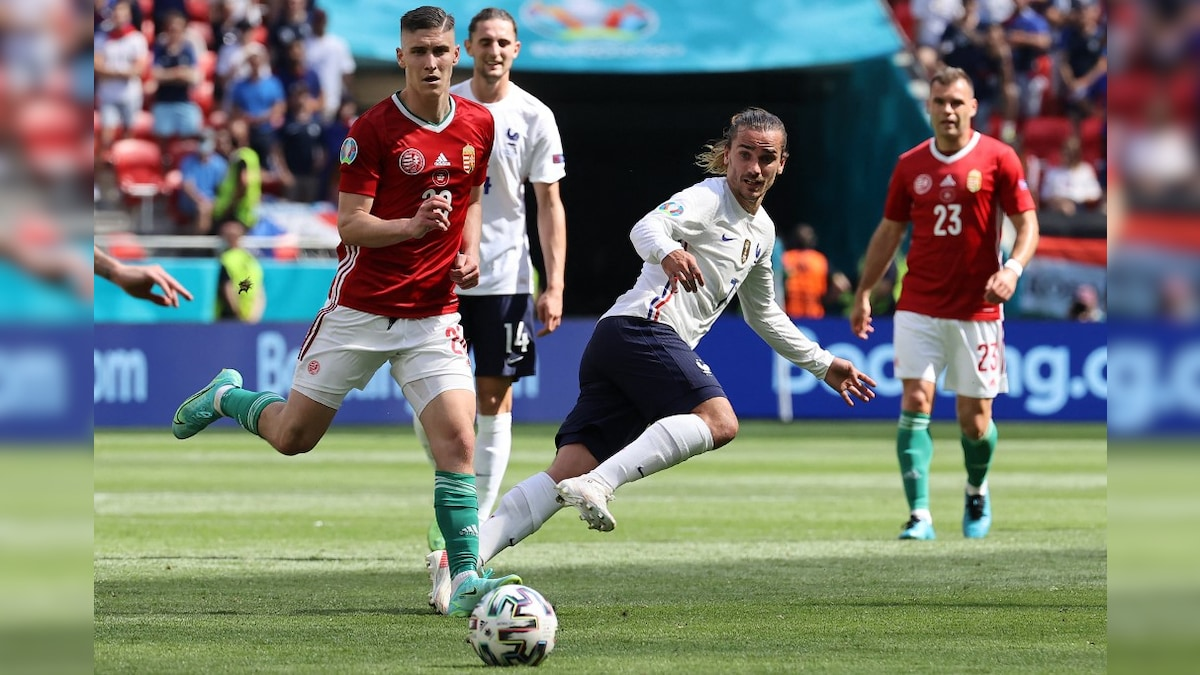 UEFA Euro 2020: Hungary hold France 1-1 in Group F in Budapest  Football news