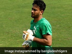 """""""It's A Plot Against Him"""": Shakib Al Hasan's Wife Responds To Accounts Of On-Field Incident"""