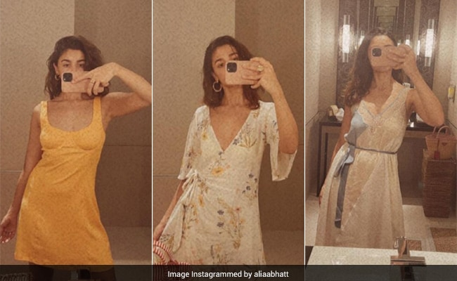 Can You 'Spot The Difference' In These 3 Pics Of Alia Bhatt?