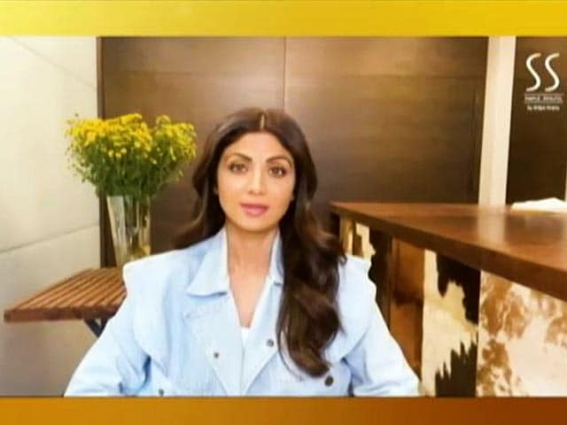 Video : Shilpa Shetty's Message To Fans On World Yoga Day