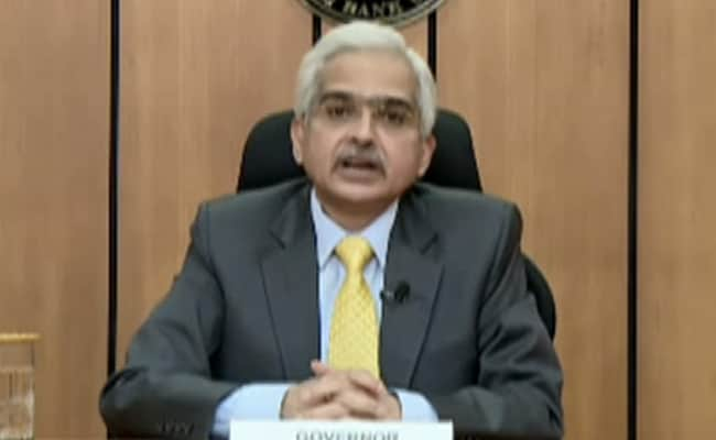 ''Tiding Over Third Wave Possible With Higher Vaccination Rate'': Shaktikanta Das
