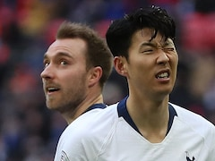 World Cup Qualifier: Son Heung-Min Sends Support To Christian Eriksen In South Korea Win