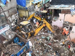 Man Left Mumbai Building Minutes Before Collapse, 9 From Family Died