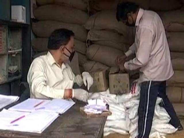 Video : 80 Crore Indians To Get Free Ration Till Diwali: PM Modi
