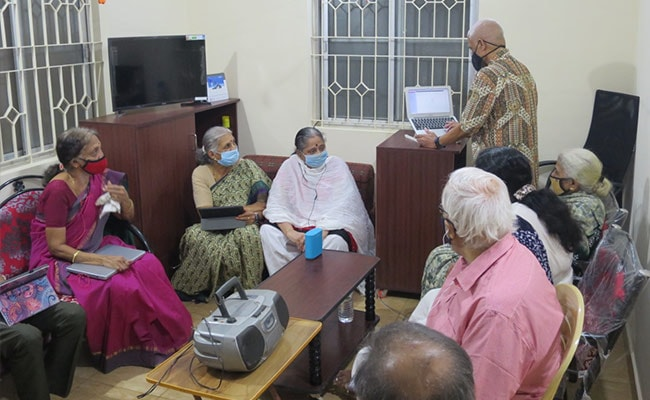 This Podcast By Senior Citizens Is Making Waves, Defying Pandemic