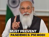 """Video : """"One Earth One Health"""": PM's Message To G7 Leaders Amid Pandemic"""