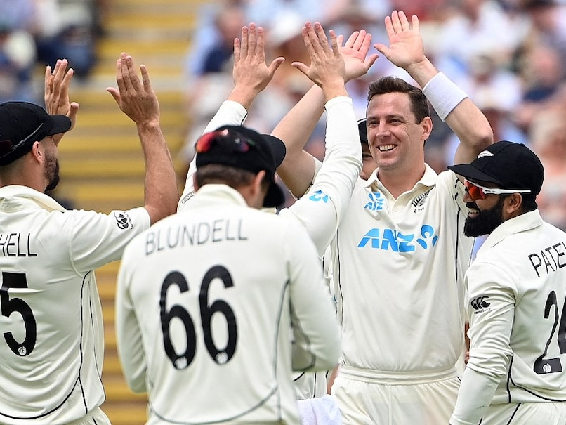 2nd Test: Matt Henry, Neil Wagner Blow Away England To Put New Zealand On The Brink Of Series Win
