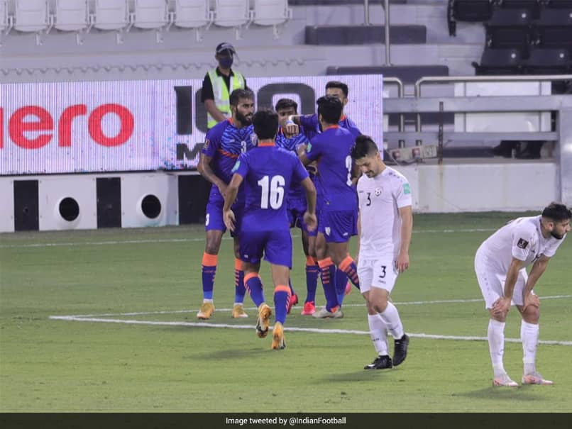 Watch: Afghanistan Goalkeeper Fumbles Ball For Bizarre Own Goal Versus India In World Cup Qualifier