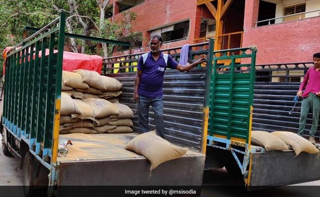 Delhi CM Arvind Kejriwal slammed Centre after Ravi Shankar Prasad addressed a press conference over the doorstep ration delivery scheme.
