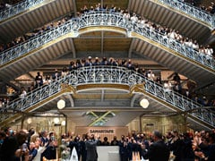 Paris Department Store Reopens After 16-Year Long Swanky Facelift
