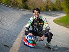Akhil Rabindra All Set For The European GT4 Championship Round 3 This Weekend