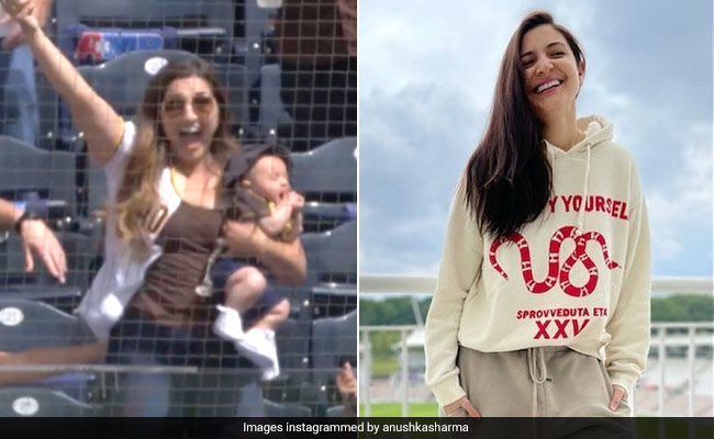 'Nothing We Can't Do': This California Supermom Is Anushka Sharma's Favourite
