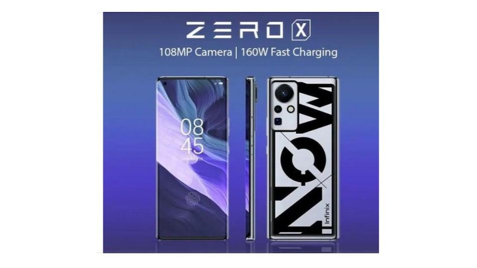 108MP कैमरा और 160W चार्जिंग के साथ लॉन्च होगा Infinix Zero X फोन!