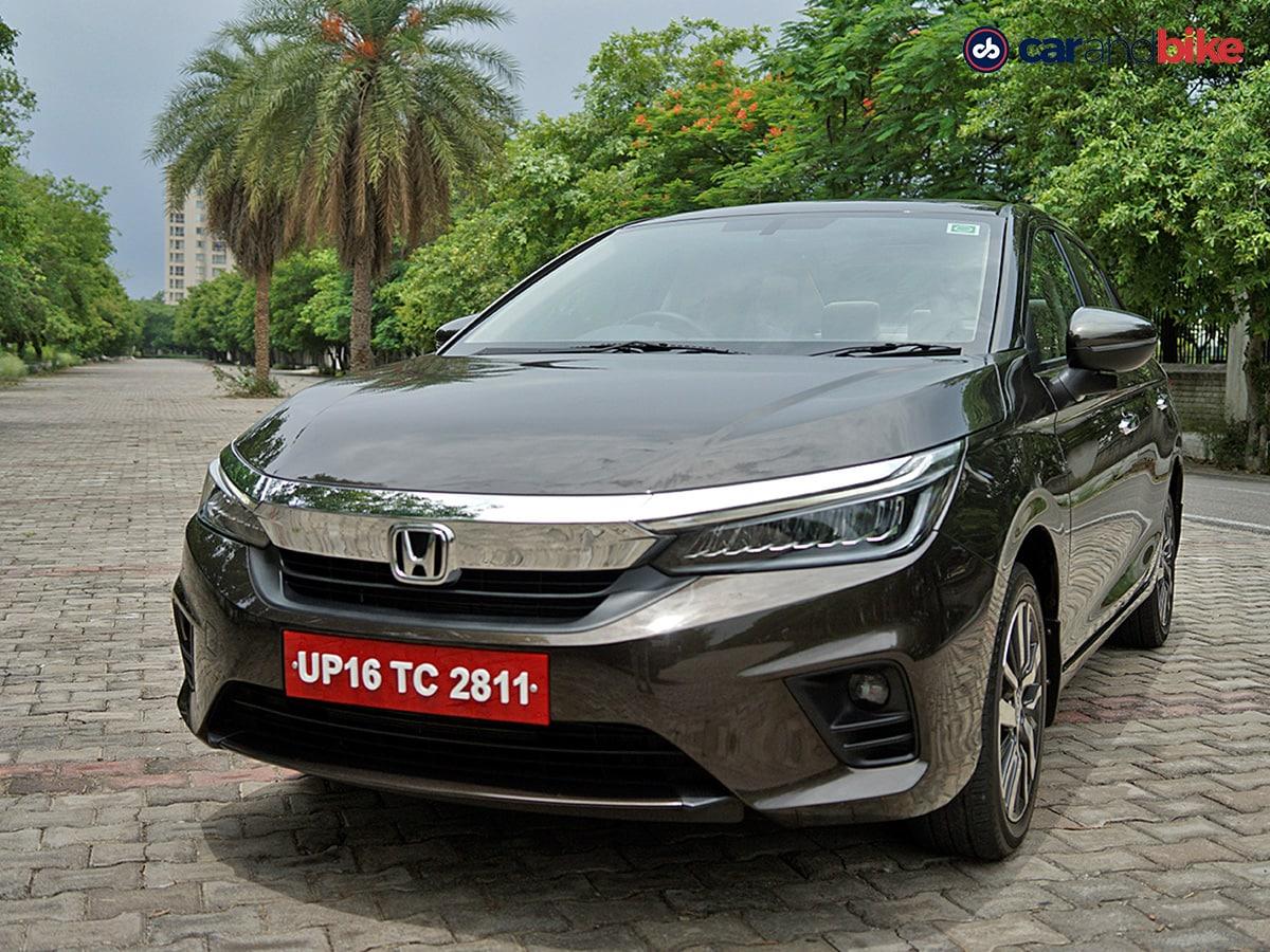 होंडा की सभी कारों पर अगस्त 2021 में मिला ₹ 57,000 से ज़्यादा तक का फायदा