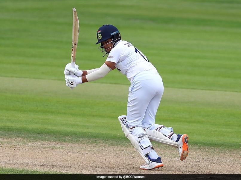 If you misses Shafali Verma batting few days ago,   then Enjoy it, VIDEO