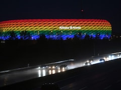 Euro 2020: UEFA Refuses To Light Munich Stadium In Rainbow Colours For Germany-Hungary Match