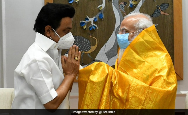 Tamil Refugees' Citizenship, Farm Laws Discussed In MK Stalin-PM Meet