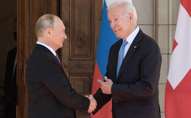 Joe Biden Gifts Vladimir Putin 'Concorde' Style Aviators Worn By US Army