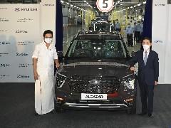 Hyundai Motor India Achieves 10 Million Production Milestone