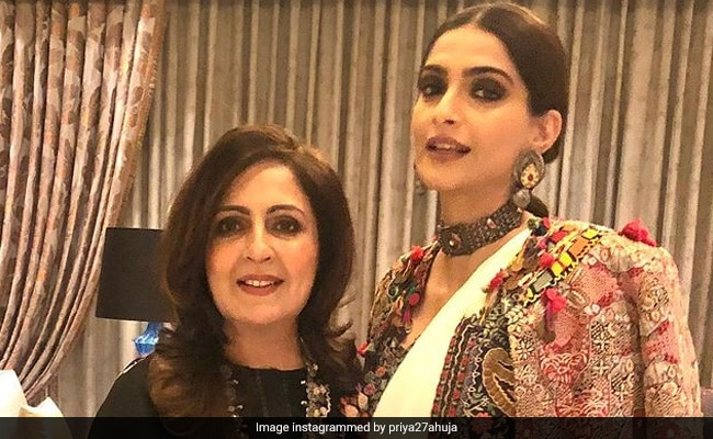 In London, Sonam Kapoor Woke Up To This Pleasant Surprise From Mother-In-Law