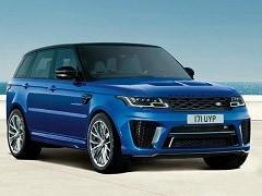 Top 5 Highlights: 2021 Range Rover Sport SVR
