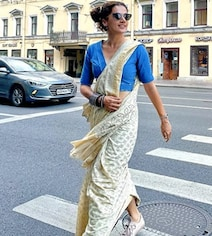 Taapsee Pannu, Running In A Saree In Saint Petersburg, Is Typically Her