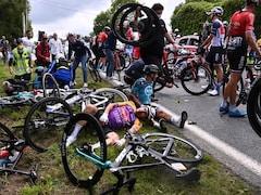 Tour De France: French Police Investigating Crash Culprit