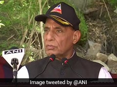 Terrorism Reduced In Ladakh After Becoming Union Territory: Rajnath Singh