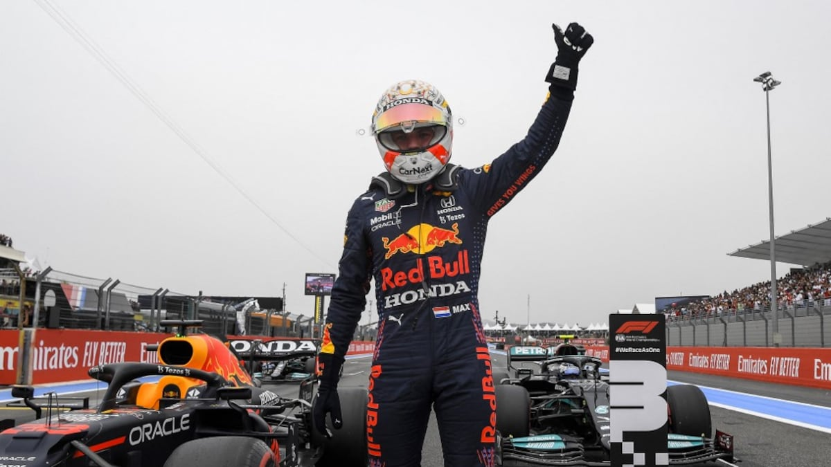 French GP: The title race is heating up as Max Verstappen attacks Lewis Hamilton at the pole |  Formula 1 News