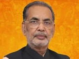 Video : BJP Leader Radha Mohan Singh To Meet Governor Today Amid Speculation Of Cabinet Expansion