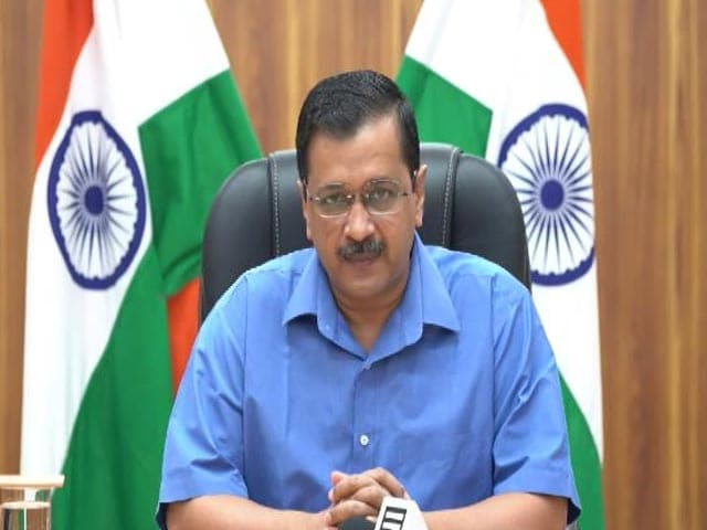 """Video : """"If Pizza Can Be Delivered At Home, Why Not Ration"""": Arvind Kejriwal"""