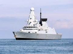 Marking Rare Transit By Non-US Vessel, UK Warship Passes Through Taiwan Strait